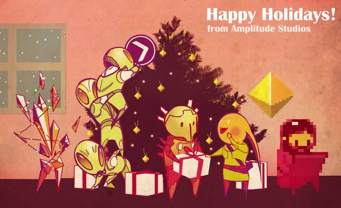 Happy Holidays from Amplitude Studios!