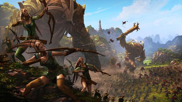 Endless Legend - Wild Walkers - Battle