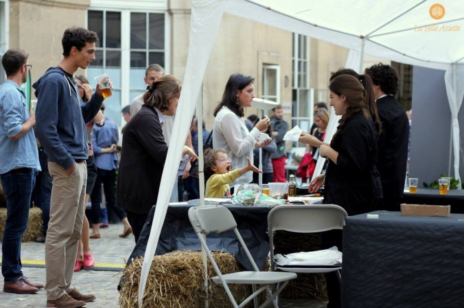 Hundreds of visitors also came to meet us and enjoy the creations of our Chefs at the Festival de la Fine Bouche.