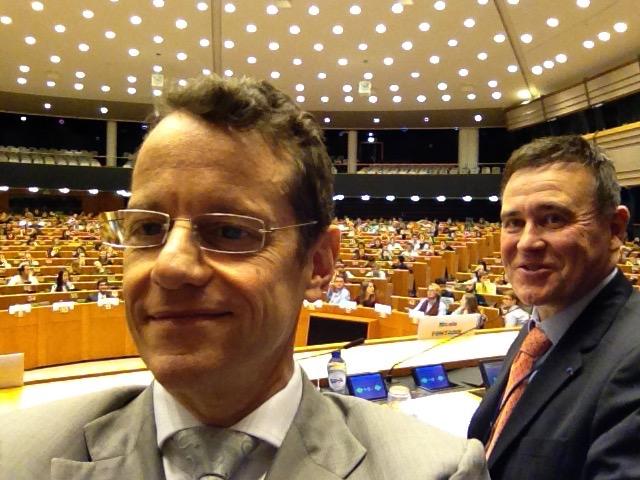 With ESCP Europe Dean Frank Bournois