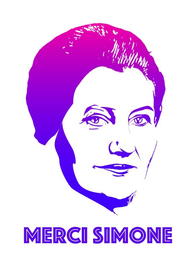 Merci Simone
